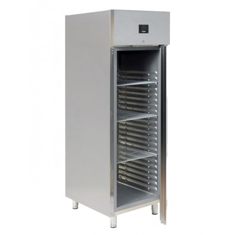 ARMOIRE FROIDE POSITIVE EMBOUTIE 1 PORTE SILBER