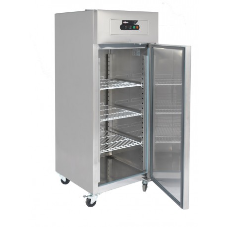 ARMOIRE FROIDE NEGATIVE INOX 650 L SILBER