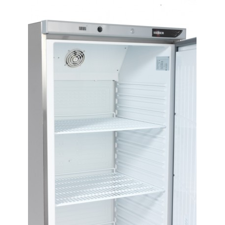 EVAPORATEUR ARMOIRE FROIDE ABS INOX 600 L POSITIVE SILBER