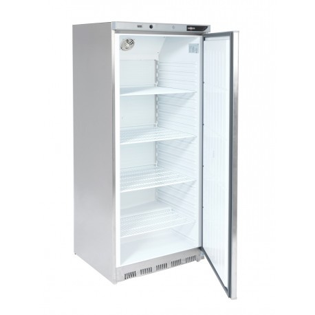 ARMOIRE FROIDE ABS INOX 600 LITRES POSITIVE SILBER